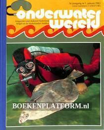 Ingebonden jaargang Onderwaterwereld 1983
