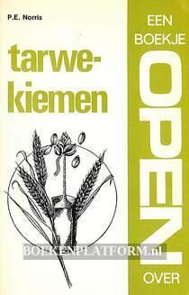 Een boekje open over tarwekiemen