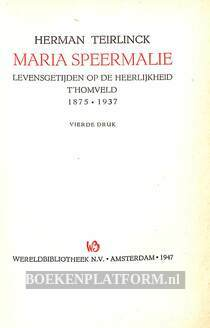 Maria Speermalie