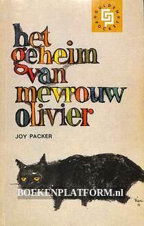 Het geheim van mevrouw Olivier