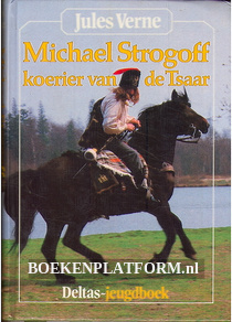 Michael Strogoff koerier van de Tsaar