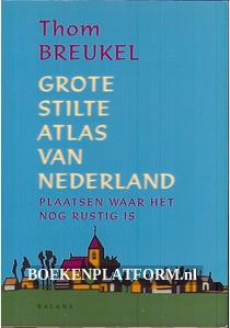 Grote stilte Atlas van Nederland