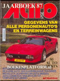 Autovisie Jaarboek 87