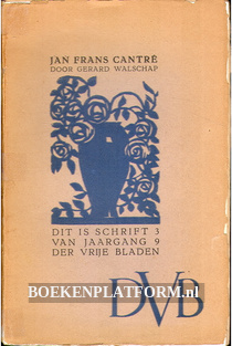 Jan Frans Cantre