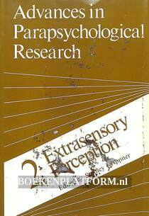 Advances in Parapsychological Research 2