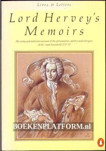 Lord Hervey's Memoirs
