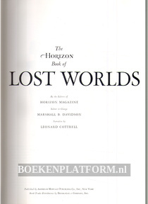 The Horizon Book of Lost Worlds
