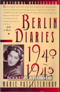 Berlin Diaries 1940-1945