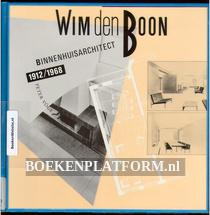 Wim de Boom binnenhuis architect 1912/1968