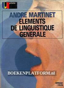 Elements de linguistique generale