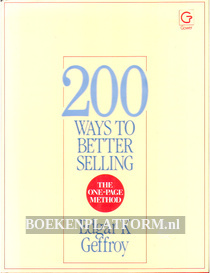 200 Ways to Better Selling