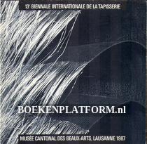 13e Biennale Internationale de la Tapisserie