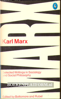 Karl Marx on Sociology and Social Philosophy