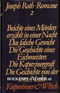 Joseph Roth Romane 2