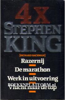 4x Stephen King