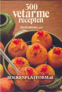 300 Vetarme recepten
