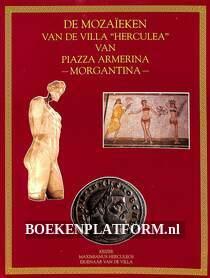 """De Mozaîeken van de villa """"Herculea"""" van Piazza Amerina"""