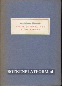 Muziek en drama in de Middeleeuwen
