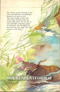 Een otter en zijn wilde overmoed