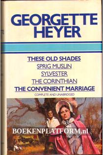 Georgette Heyer Omnibus