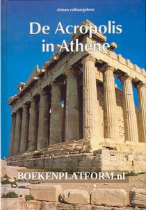 De Acropolis in Athene