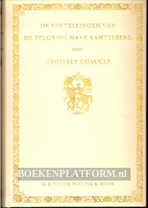 De vertellingen van de pelgrims naar Kantelberg III