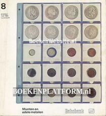 Prijslijst Munten en edele metalen 8
