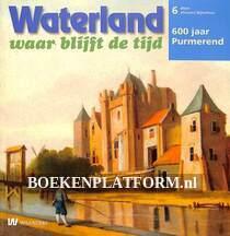 Waterland, waar blijft de tijd