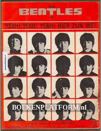 Filmalbum The Beatles in Yeah! Yeah! Yeah! Hier zijn we