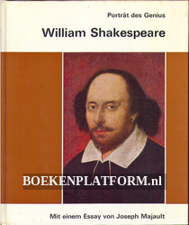 Porträt des Genius William Shakespeare