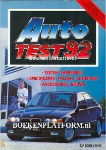 Autotest 92