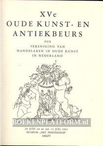 XVe Oude kunst- en antiekbeurs