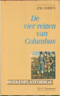 De vier reizen van Columbus