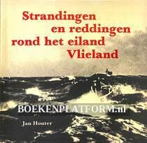 Strandingen en reddingen rond het eiland Vlieland