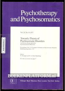 Psychotherapy and Psychosomatics 1977
