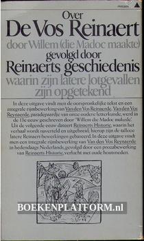 1890 Over de Vos Reinaert