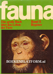 Fauna XI Register
