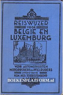 Reiswijzer voor Belgie en Luxemburg
