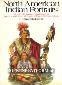 North American Indian Portraits