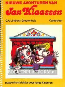 Nieuwe avonturen van Jan Klaassen
