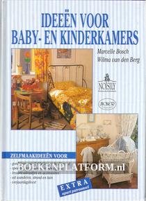 Ideen voor baby- en kinderkamers