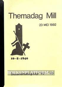 Themadag Mill 23 mei 1992
