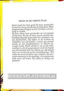 Heidi in de grote stad