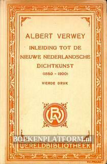 Inleiding tot de nieuwe Nederlandse dichtkunst 1880-1990