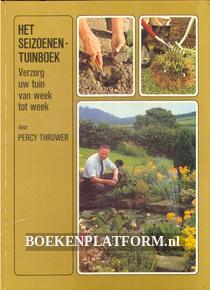 Het seizoenen tuinboek