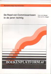 De Raad van Commissarissen in de jaren tachtig
