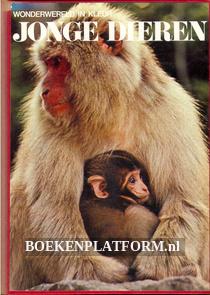 Jonge dieren, wonderwereld in kleur jaargang 1976