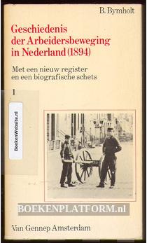 Geschiedenis der Arbeiders beweging..