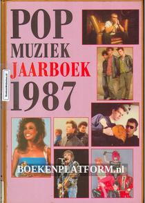POP muziek jaarboek 1987