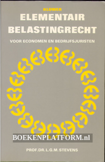 Elementair belastingrecht